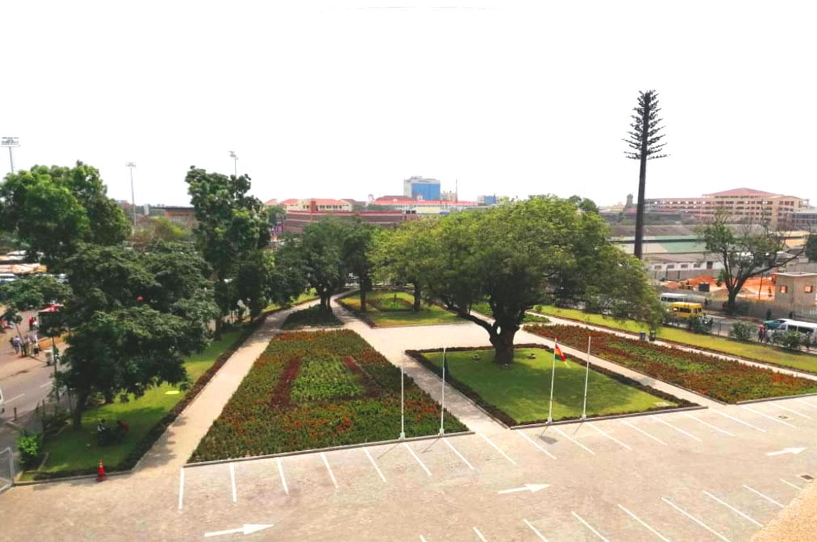 Kinbu Gardens