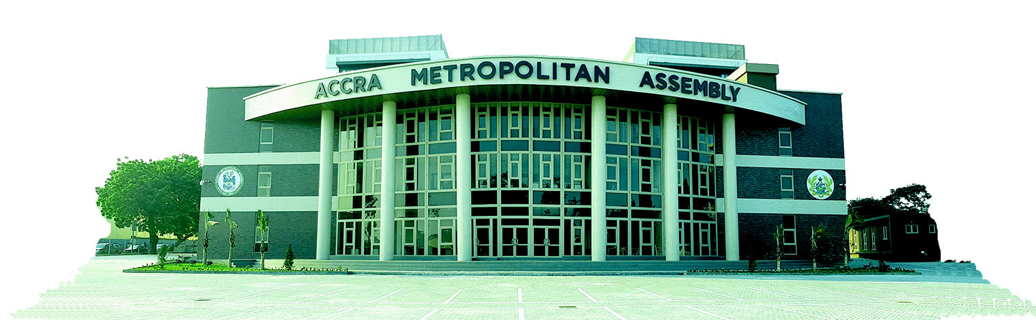 accra city hall page