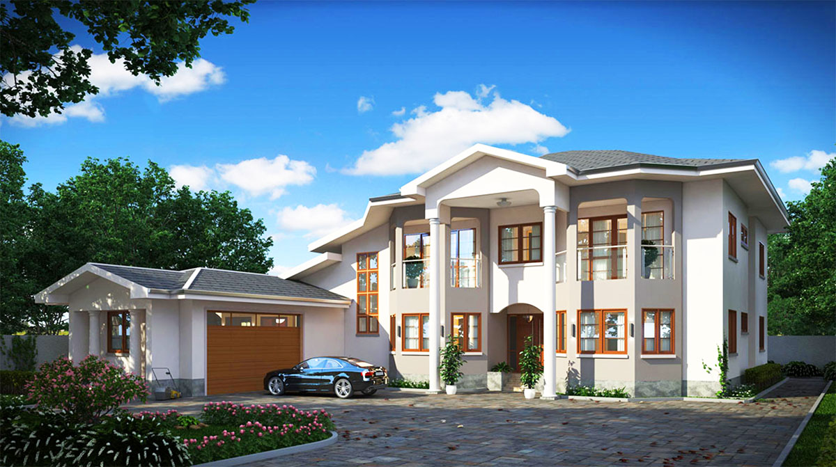 Chain Homes – The Cayman
