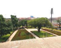 Kinbu Gardens ( Accra City Hall)
